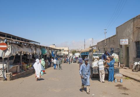 Eritrea Transit Visa