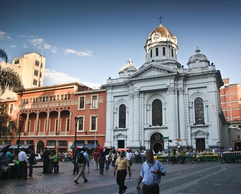 Colombia Spouse Visa