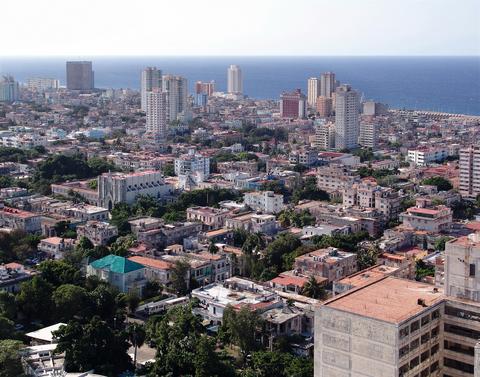 Cuba Press Visa