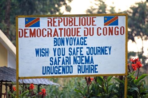 Democratic Republic of the Congo Marriage Visa