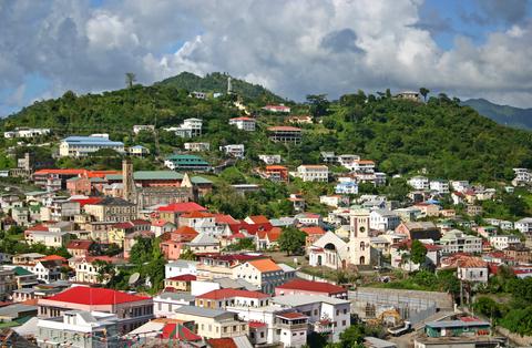 Grenada Diplomatic Visa