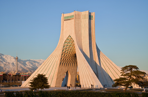 Iran Entry or Transit Visa