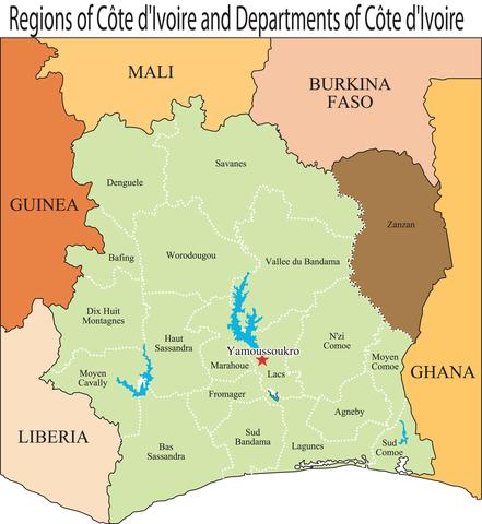 Ivory Coast Business Visa