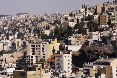 Jordan Transit Visa