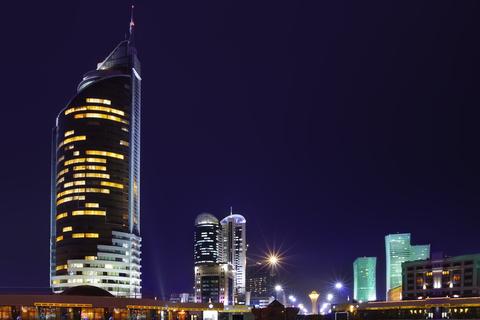 Kazakhstan Transit Visa