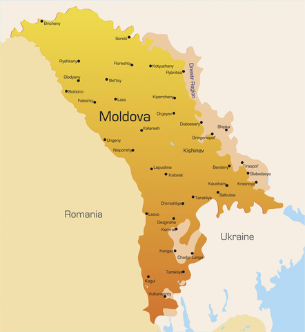 Moldova Visa
