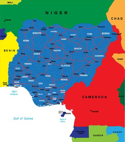 Nigeria Official Visa