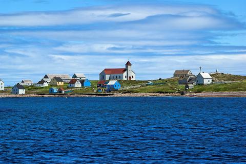 Saint Pierre and Miquelon Visa