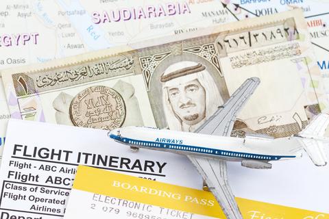 Saudi Arabia Transit Visa