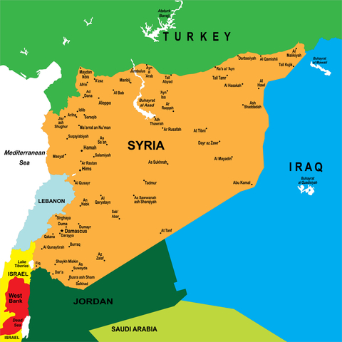How to get a tourist or business visa for syria visa hunter syria tourist or business visa sciox Gallery