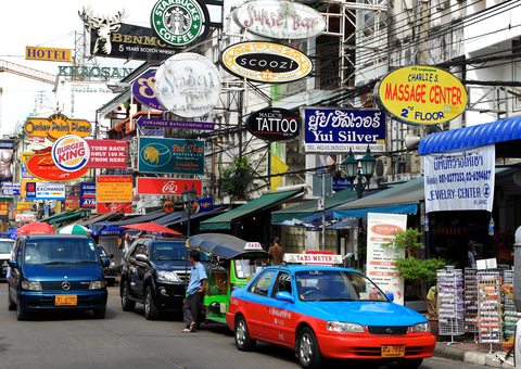 Thailand Resident Permit