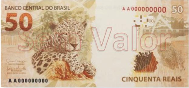 50 Brazilian Reais