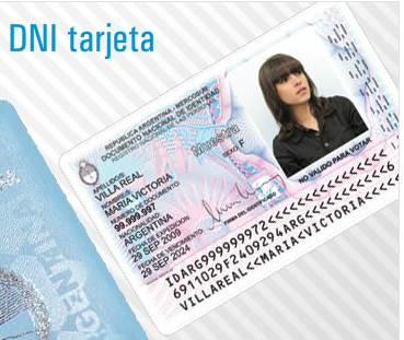 DNI Card