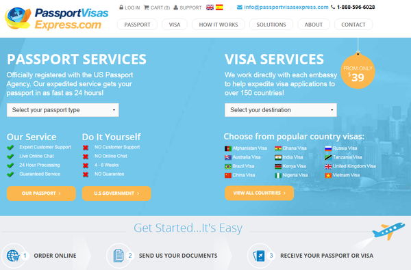 The 4 Best Travel Visa Services in the United States | Visa Hunter
