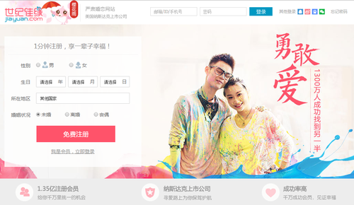 Online dating chinese
