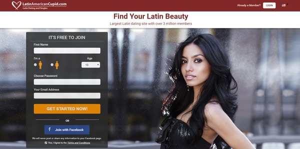 Gay latino dating websites