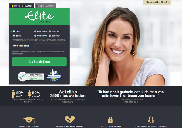 Gratis online dating site in nederland