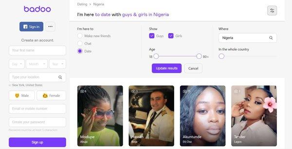 Badoo Nigeria