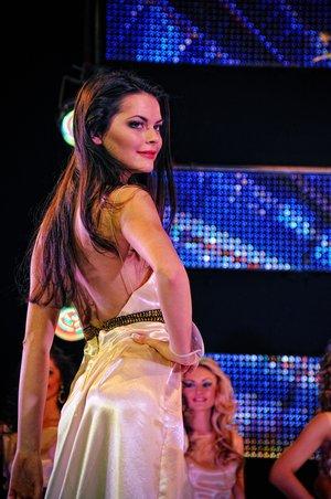 Former Miss Ukraine Lika Roman